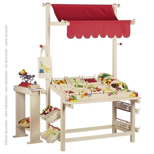 Marktstand Birgits Spielzeuglädchen